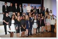 Students honoured at annual awards