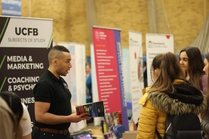 Higher Education and Careers Fair for RuTC's students