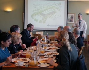 Businesses Talk Apprenticeship Levy at RuTC Breakfast Event