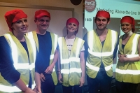 Design students taste life at Coca Cola factory