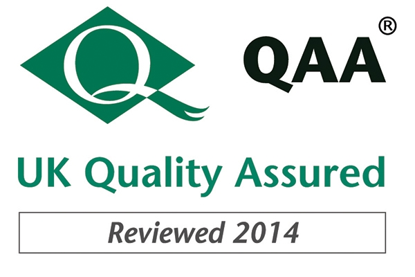 UK quality mark for College