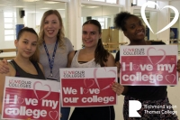 RuTC supports Colleges Week 2019