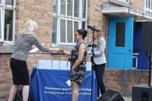 RuTC Celebrates Staff Awards at Summer BBQ