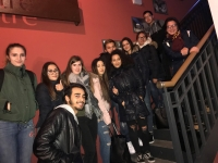 Richmond upon Thames College Spanish Students visit el Teatro