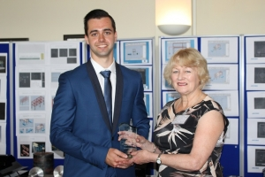 RuTC Celebrates Engineering Apprenticeship Awards