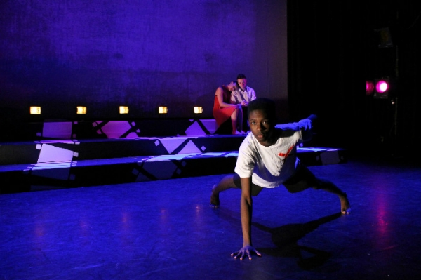 Spotlight on First Year RuTC Performing Arts Dance Students
