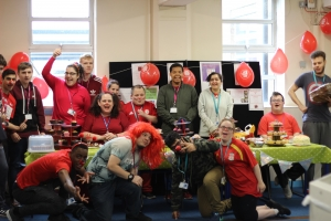 Red Nose Day at RuTC