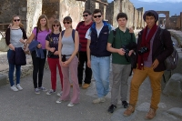 Cross-curriculum trip to Italy
