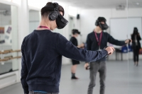 RuTC supports immersive storytelling project StoryFutures
