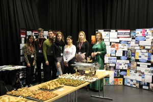 Travel & Tourism Students host Destination Show