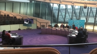 Students visit London City Hall to talk environment