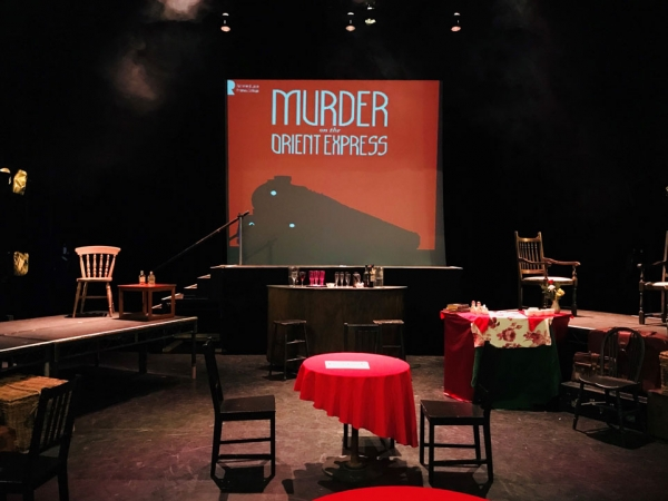 Sell out performance of Agatha Christie's classic