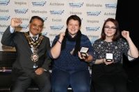 RuTC students receive prestigious Jack Petchey Award