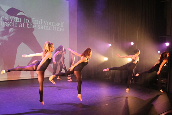 Dance students end term in style