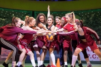 Former RuTC student stars in West End version of Bend it Like Beckham