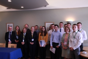 RuTC Host ECITB Engineering Apprenticeship Award Ceremony