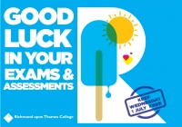 Good luck: five things to motivate you to do your best in exams