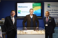 Zac Goldsmith MP visits Richmond upon Thames College