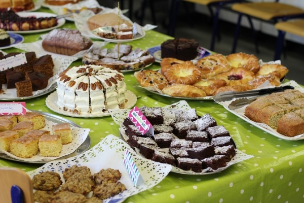 RuTC Hosts Coffee Morning for Macmillan Cancer