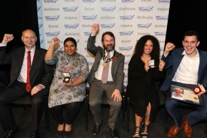 RuTC students and staff recognised at annual Jack Petchey Award Ceremony